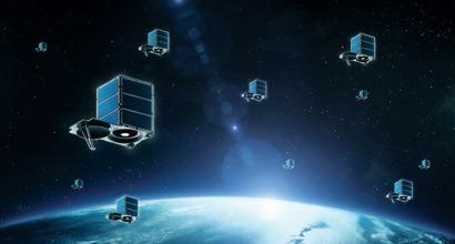 Новое HD-видео со спутника SkySat-1: Лас Вегас во всей красе