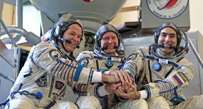 «Док.кино»: Космонавты. Наш звездный десант