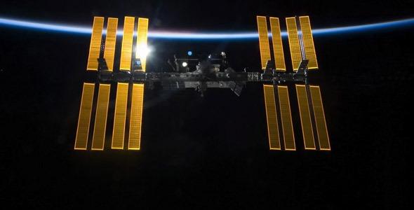 Первый взгляд на Землю с МКС в разрешении 4K