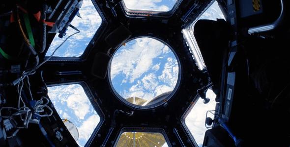 Потрясающая экскурсия от NASA по МКС в 4К