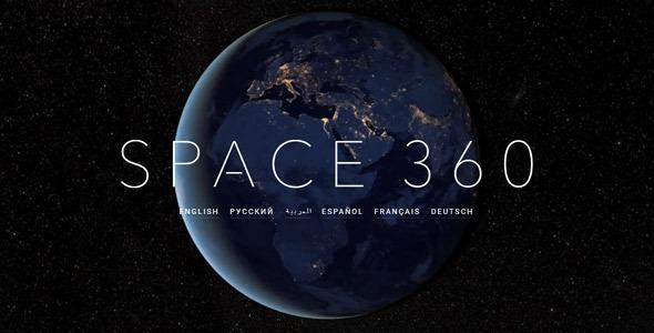 Космос360: первое панорамное путешествие по МКС с космонавтом Андреем Борисенко